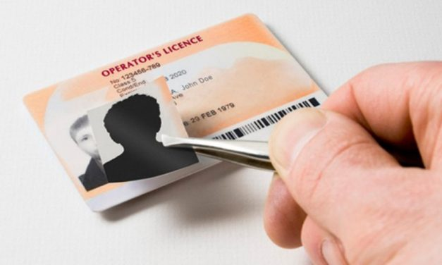 The Myths Of Novelty & Fake Driving Licenses